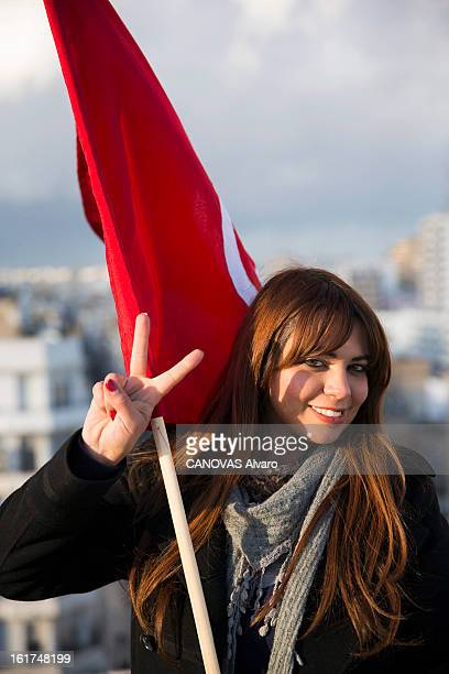 Demonstrations in Tunisia