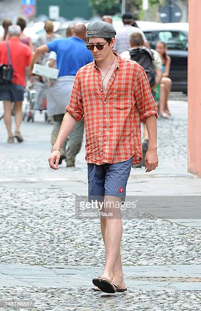 Sawyer Spielberg sighted on July 11 2012 in Portofino Italy