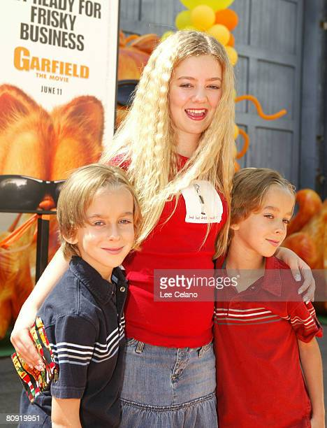 Sawyer Sweeten Madylin Sweeten and Sullivan Sweeten