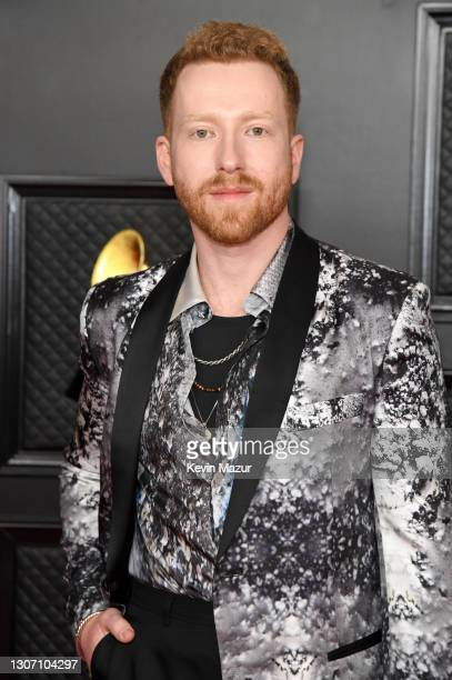 Saxe attends the 63rd Annual GRAMMY Awards at Los Angeles Convention Center on March 14, 2021 in Los Angeles, California.