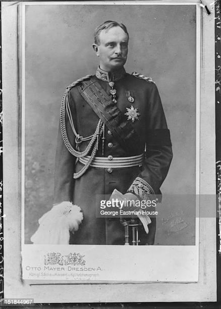 Saxe/Prince Georges de Saxe/___ de Saxe/, between 1900 and 1919.
