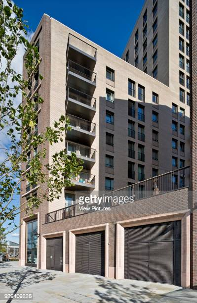 Saxon Court and Roseberry Mansions winner os a 2014 Civic Trust Award