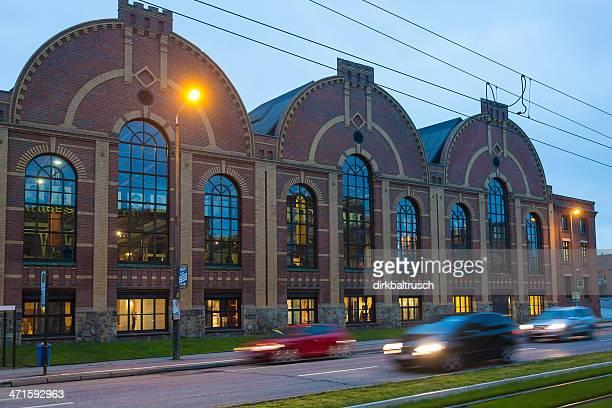 Sächsische Museum Of Industry Chemnitz (detail)