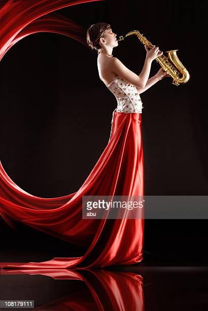 Saxophone Diva