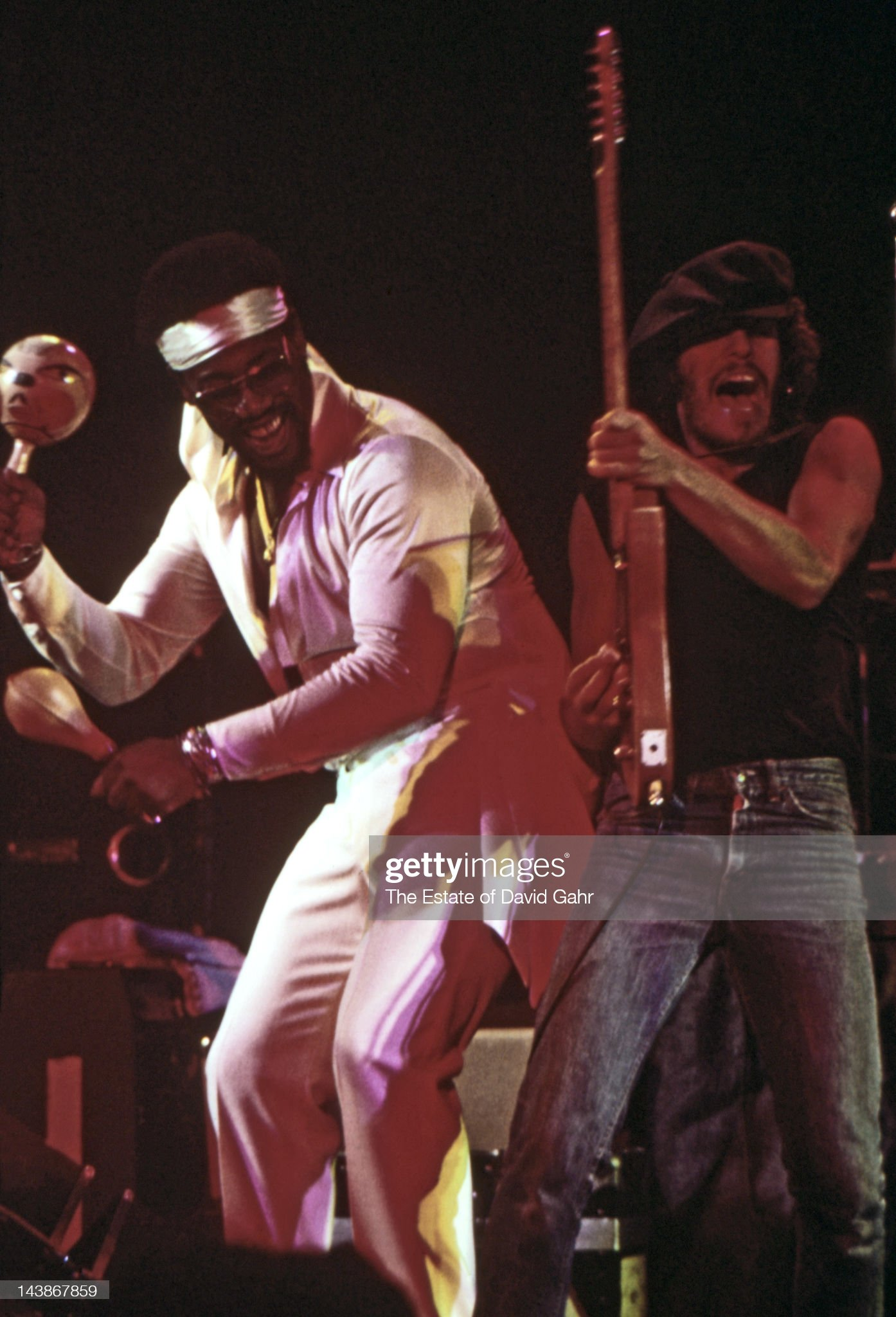saxophonist-clarence-clemons-and-singer-