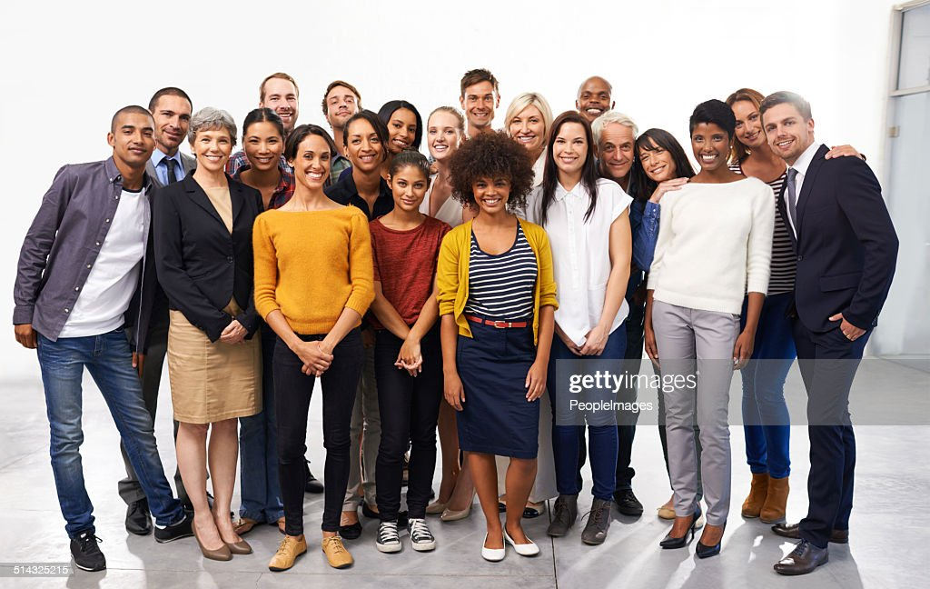Say cheese for success : Stock Photo
