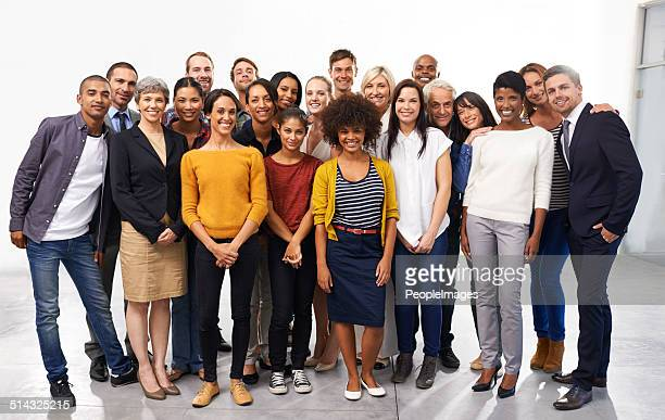 say cheese for success - group of people stock pictures, royalty-free photos & images
