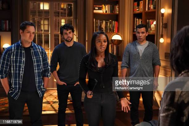 MURDER Say Goodbye The season six premiere of How to Get Away with Murder picks up as Annalise struggles with the personal toll that Laurel and...
