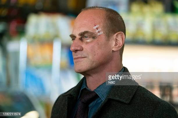 "Say Hello To My Little Friend"" Episode 103 -- Pictured: Christopher Meloni as Detective Elliot Stabler --"
