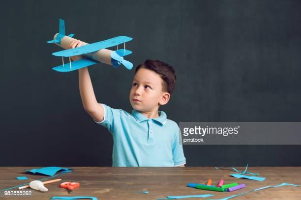diga olá para o meu pequeno avião - só um menino - fotografias e filmes do acervo