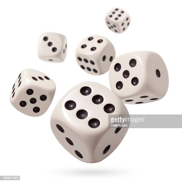 dices - rolling stock pictures, royalty-free photos & images