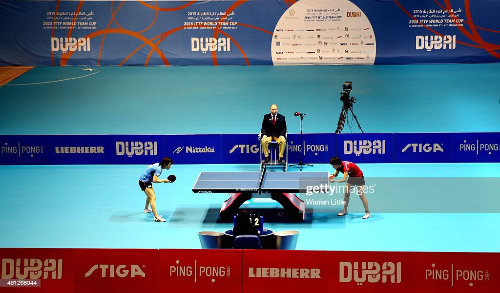 ITTF World Team Cup - Day 3