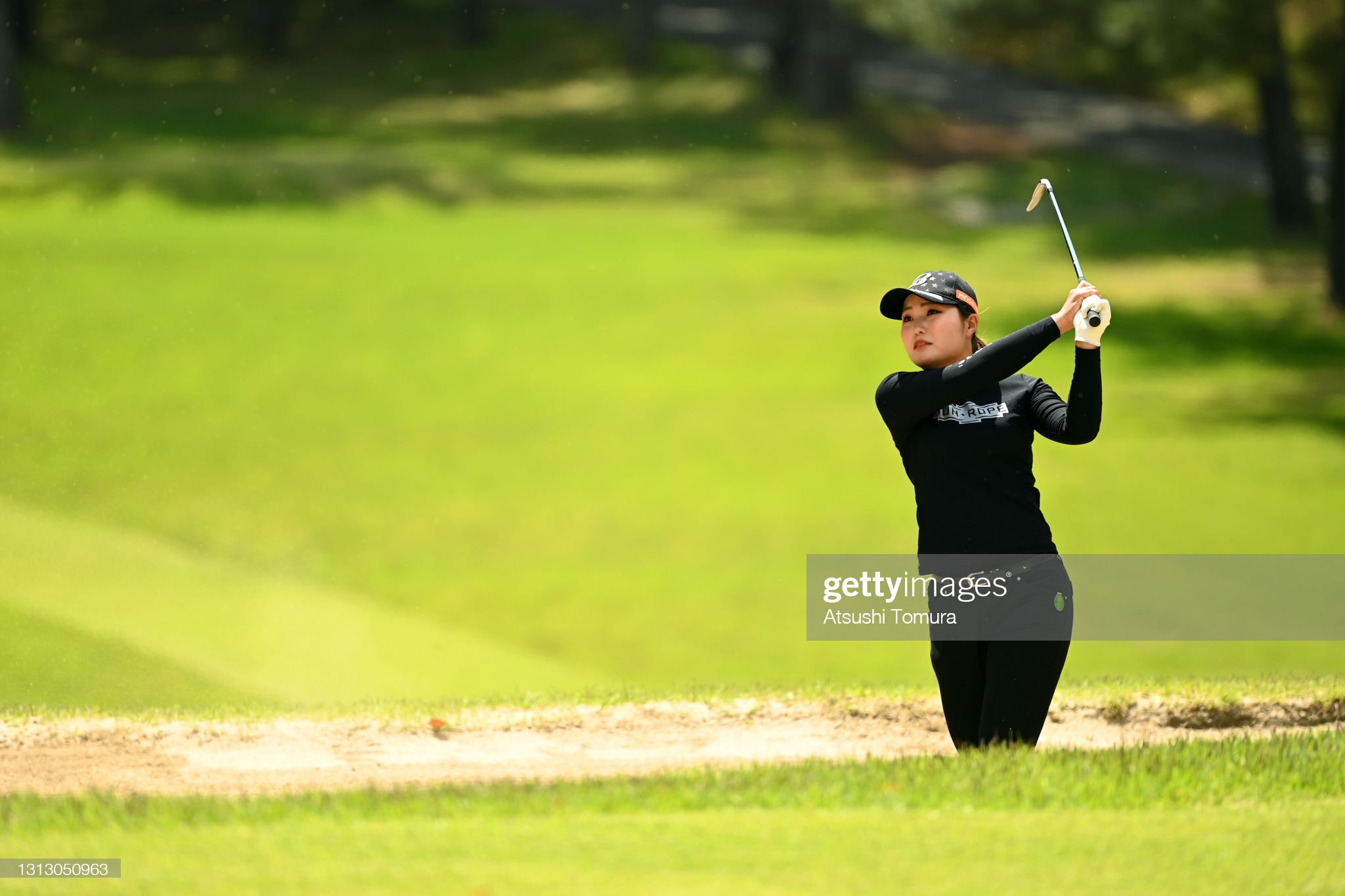 https://media.gettyimages.com/photos/sayaka-takahashi-of-japan-hits-her-second-shot-on-the-7th-hole-during-picture-id1313050963?s=2048x2048
