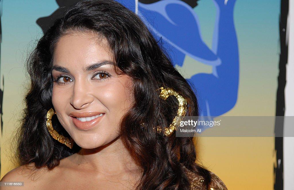 Saye Yabandeh During Yellow Screening At The Los Angeles Latino