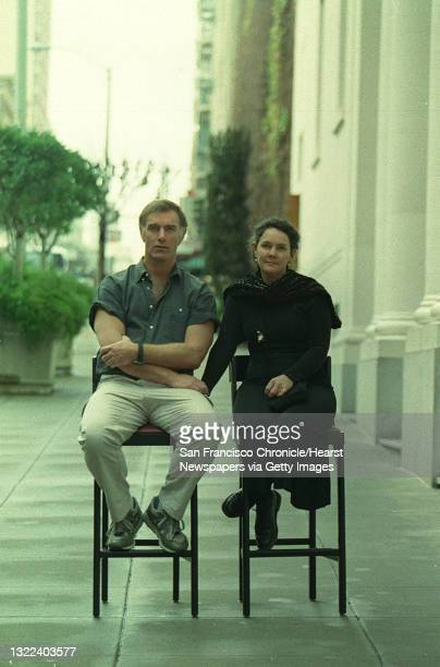 From left: Director John Sayles and Producer Maggie Renzi. Sayles and Renzi are husband and wife. Photo By Lea Suzuki