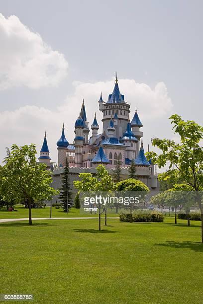 Sazova park palace