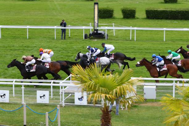 FRA: Horse racing - Clairefontaine meeting