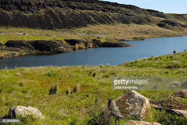 Scabland Lake