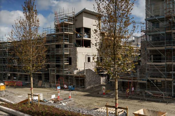IRL: Construction In Dublin As Bulk Home Sales Spur Backlash Against Big-Money Buyers