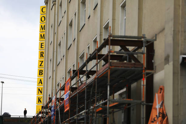 DEU: Commerzbank AG Bank Branches As Second Quarter Earnings Miss Estimates