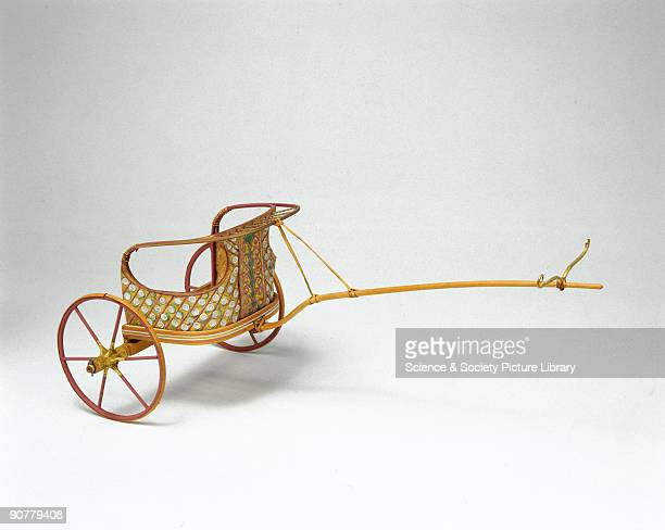 Scale model Chariots originated in Mesopotamia in around 3000 BC and were introduced to Egypt from Palestine by the Hyksos in about 1790 BC The...