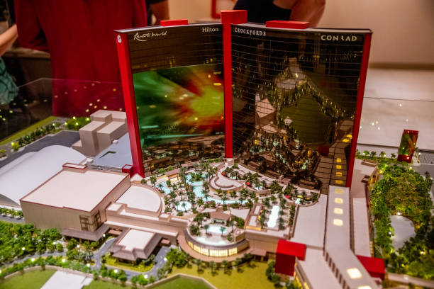 NV: Genting Resorts World Las Vegas Media Preview