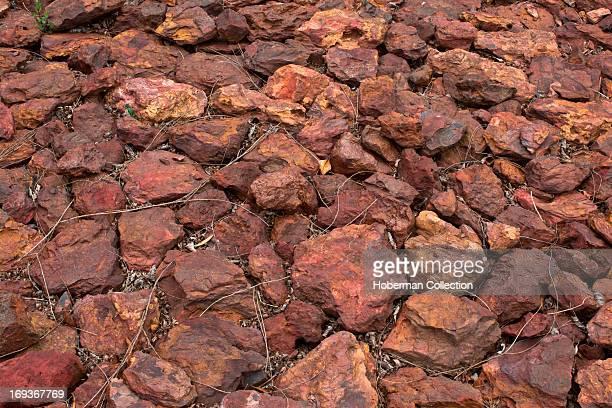 Scale rocks