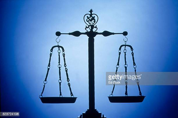 Scales of Justice Balancing
