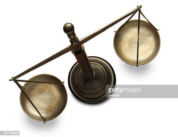 scales of justice - equal arm balance stock pictures, royalty-free photos & images