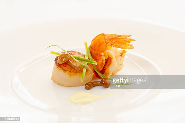Scallop and Shrimp