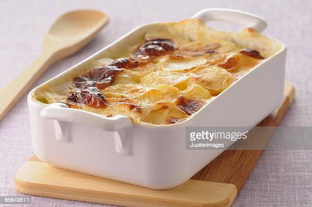 Scalloped potato casserole