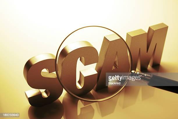Scam Under Investigation