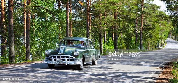 Scandinavia Finland Summer Lake Road