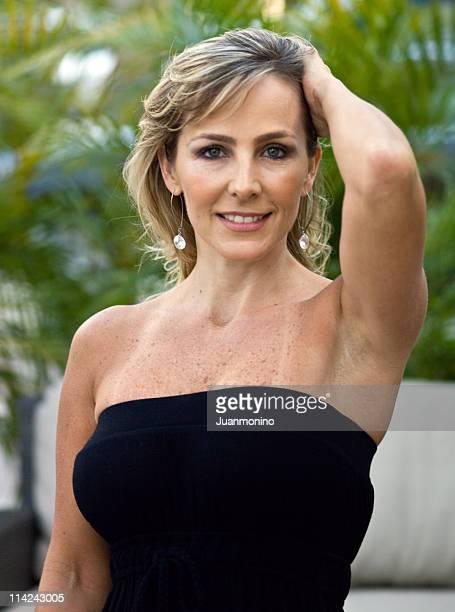 Scandinavian mature sexy woman