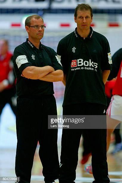 Scandinavian Open National team coach Jan Pytlick assistantcoach Kim Jensen Denmark