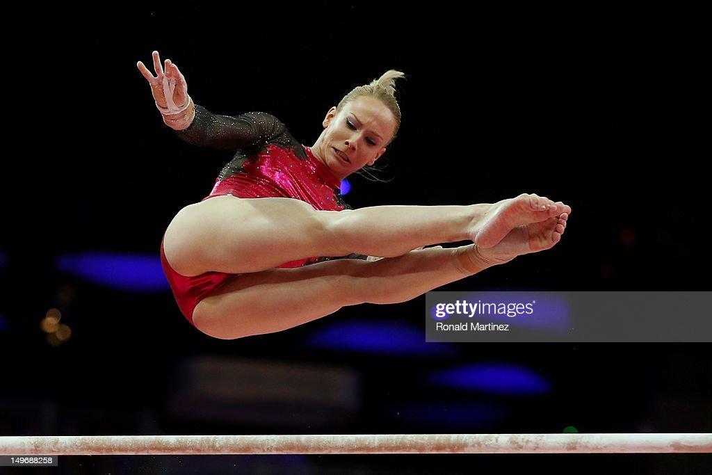 Olympics Day 6 - Gymnastics - Artistic : News Photo