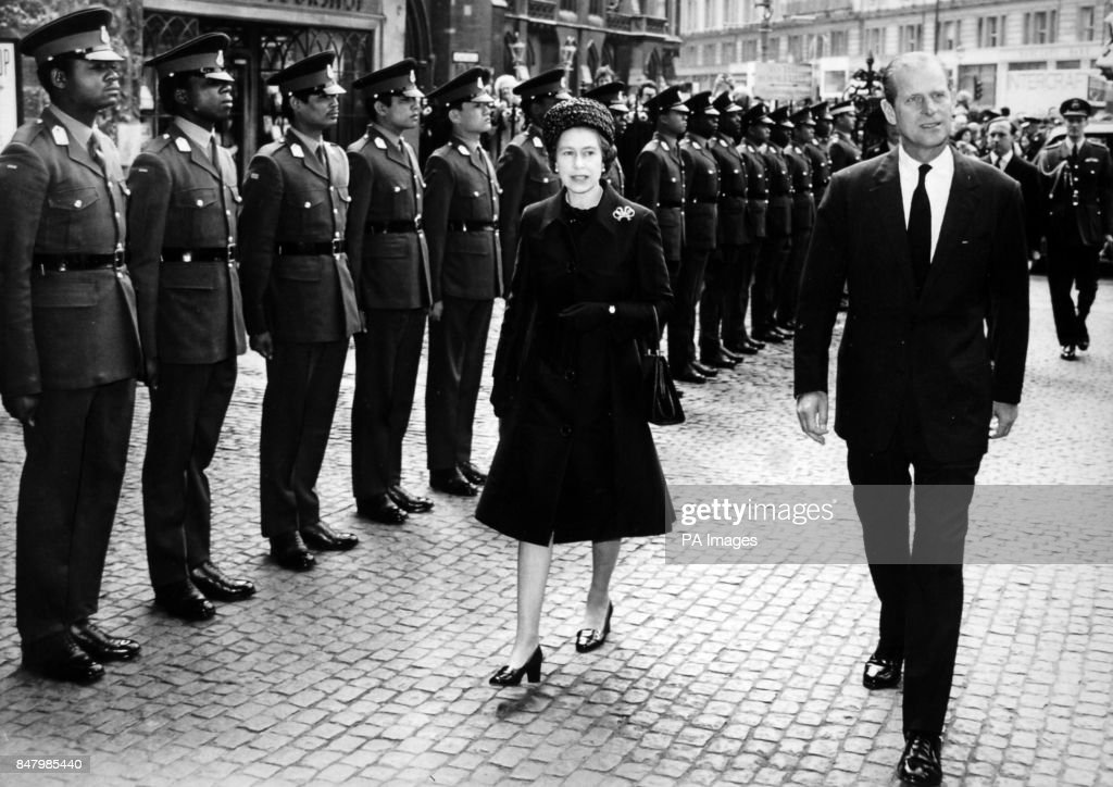 Royalty - Commonwealth Day Observance Service - Westminster Abbey : News Photo