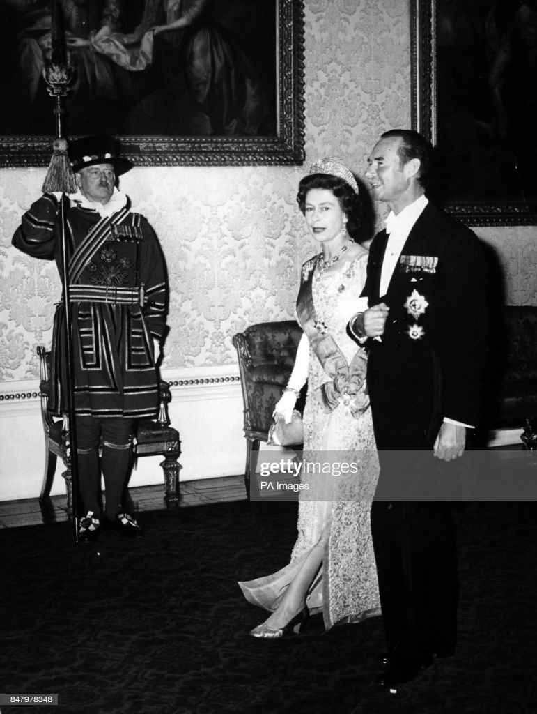 Royalty - Grand Duke of Luxembourg State Visit - London : News Photo