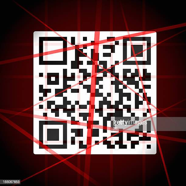 Scanning Barcode Concept