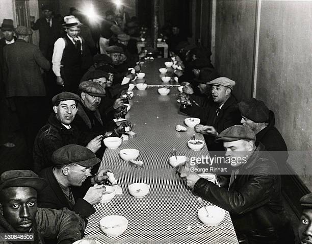 Scarface Al Capone has opened a free soup kitchen for the unemployed at 935 South State Street and is said to be doing a rushing business Here is an...