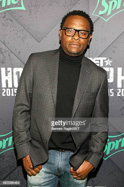 Scarface attends the BET Hip Hop Awards 2015 presented by Sprite at Atlanta Civic Center on October 9 2015 in Atlanta Georgia