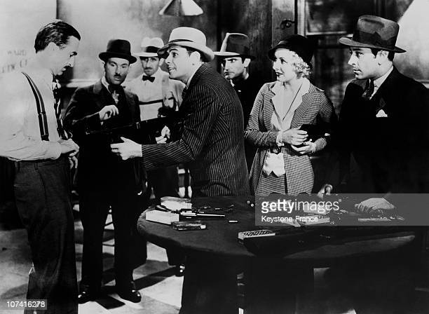 Scarface Movie Scene On 1932
