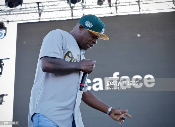 Scarface performs at the 1st Annual Ship Show Music Festival on May 27 2017 in Alameda California