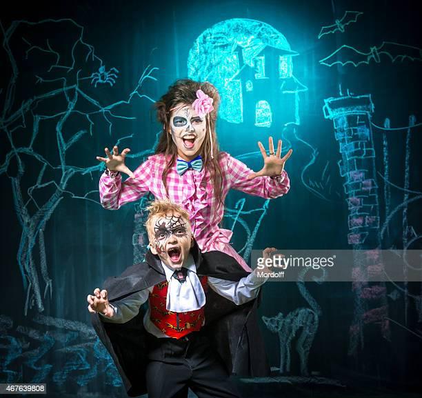 Tournoi Halloween en famille