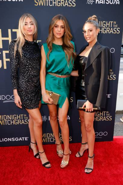 """CA: Los Angeles Special Screening Of Lionsgate's """"Midnight In The Switchgrass"""" - Arrivals"""