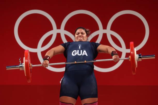 JPN: Weightlifting - Olympics: Day 10