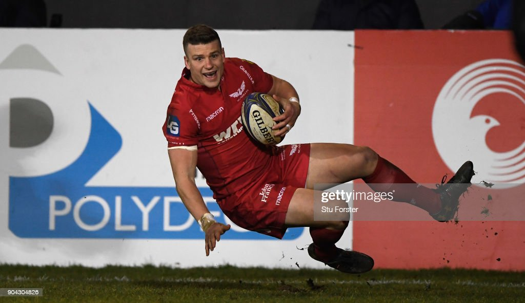 Bath Rugby v Scarlets -  Champions Cup : News Photo