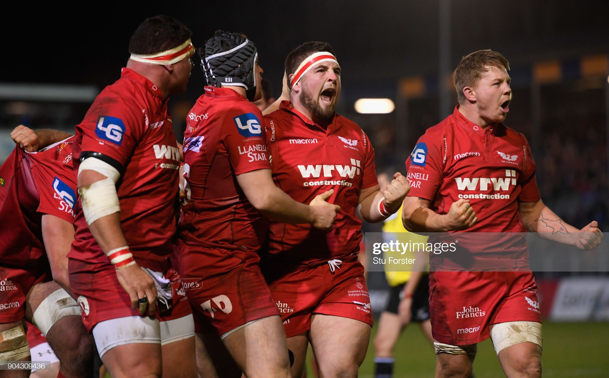 Scarlets Look to Emulate Manchester United Model, Says New Chairman Simon Muderack