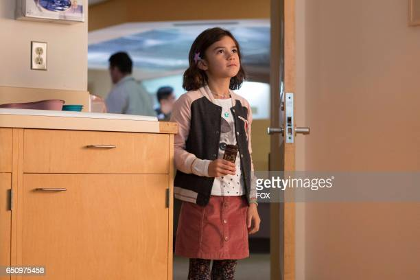 Scarlett Estevez in the A Good Day to Die winter finale episode of LUCIFER airing Monday Jan 30 on FOX