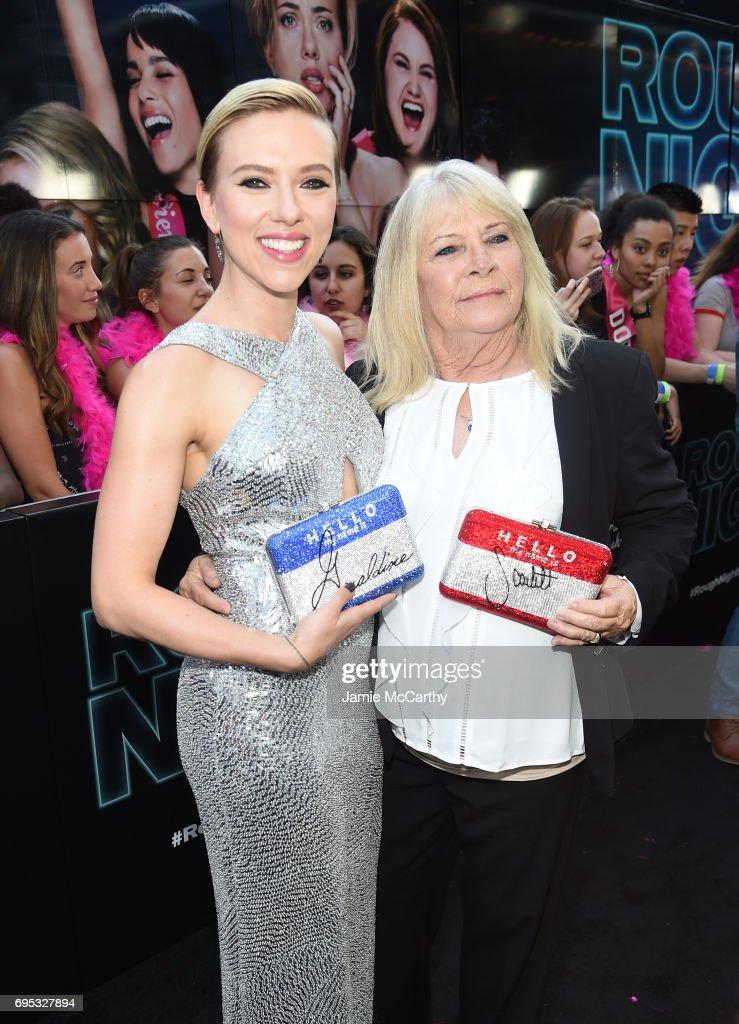 New York Premiere of Sony's ROUGH NIGHT Presented by SVEDKA Vodka : News Photo